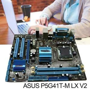 ASUS-P5G41T-M-LX-V2-Motherboard-LGA-775-DDR3-8GB-For-Intel-M-P5G41T-V2-LX