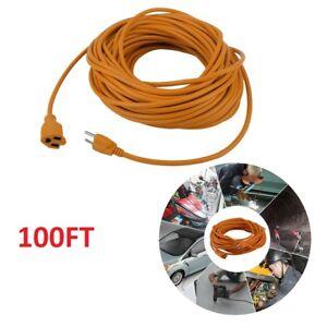 H61 100 Ft 16gauge Indoor Outdoor Heavy Duty Power