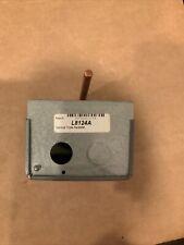 Honeywell L8124a Triple Aquastat High Low Limit Oil Burner Relay Control