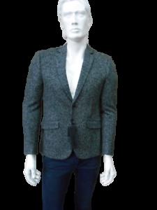 Antony-Morato-giacca-blazer-uomo-invernale-MMJA00242-Nero-prezzo-listino-199-90