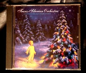 TRANS-SIBERIAN ORCHESTRA CHRISTMAS EVE AND OTHER STORIES CD TESTED