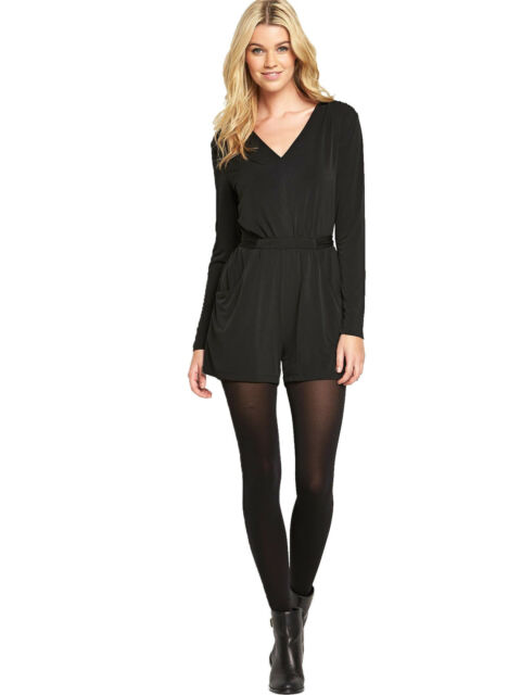 South Jersey Long Sleeve Playsuit