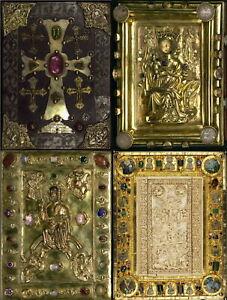 45 mittelalterliche Evangelien Bibel Manuskripte Christentum Bücher-vol.2 auf DVD