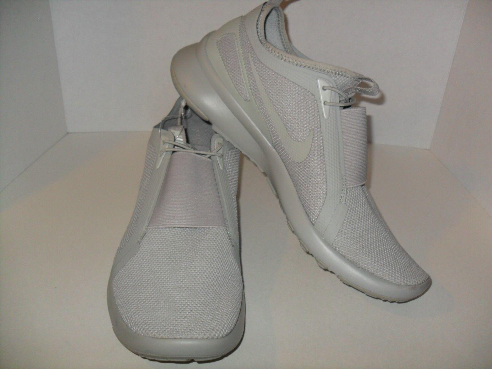 Nike Current Slip On BR Grey 903895-002 - Breathe Dart Presto Flyknit Tech Sock