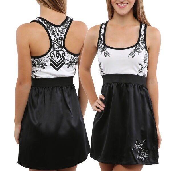 Metal Mulisha Ladies Flomeo Dress Size S