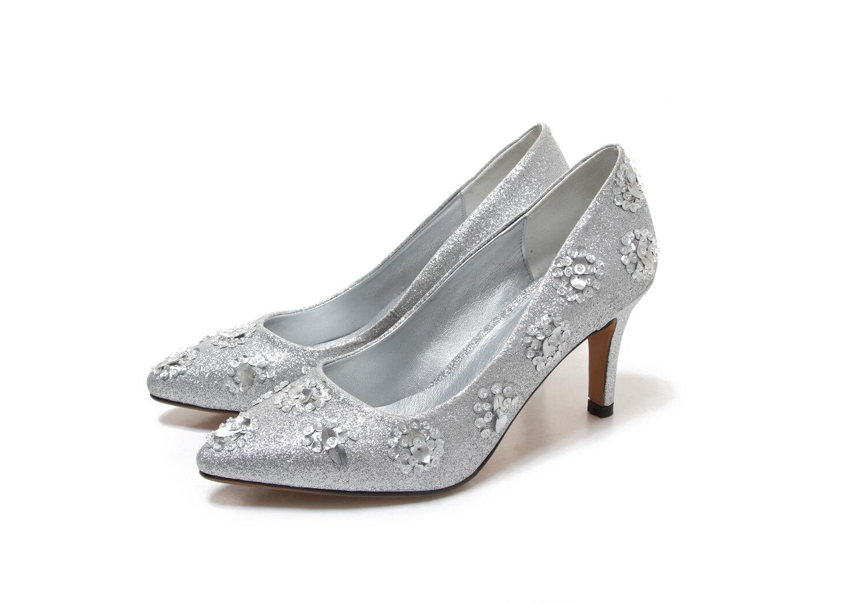Damen Damen Damen Schuhe Stiletto High Heels Pumps 33-40 Hochzietschuhe Party Nachtclub TOP bd7e7e