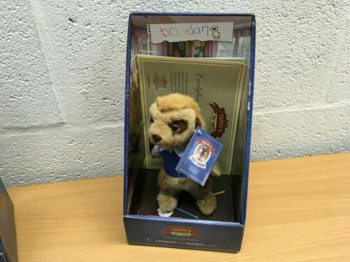 COMPARE THE MEERKAT MAIYA OR BOGDAN NEW WITH CERTIFICATES AND PAPERWORK CHOOSE
