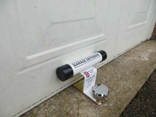 Door Defender  Up And Over Garage Doors Complete With Padlock/&Fixings security