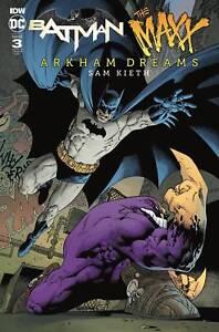 BATMAN-THE-MAXX-3-ARKHAM-DREAMS-1-10-Gabriel-Rodriguez-VARIANT-COVER