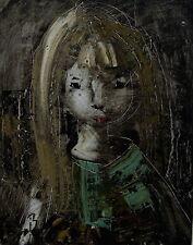 "Erik Brandt 1901-1987, Ritratto ragazza ""Ingrid"", a 1960/70"