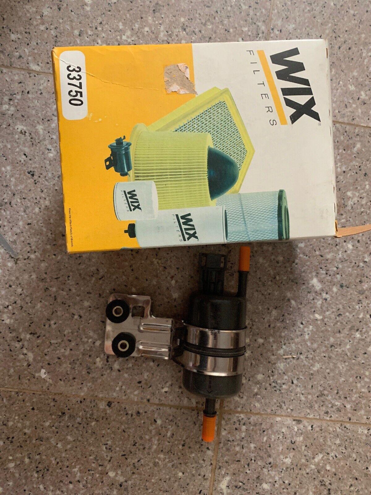 Fuel Filter Wix 33750