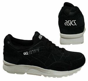 De Dios Mierda Frank Worthley  Asics Gel-Lyte V Black Lace Up Mens Low Top Suede Sport Trainers H732L 9090  B34D | eBay