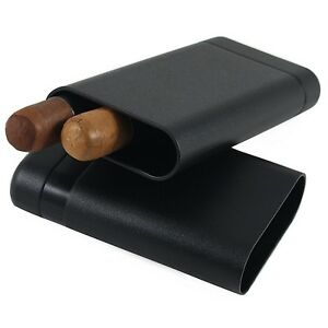 Le-Tube-3-Finger-crushproof-luftdichten-Cigar-Case-Reise-Humidor