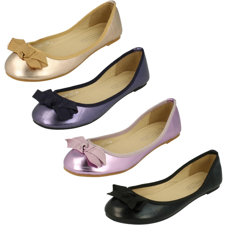 Mujer Ajustadas Plano  Zapatos  Con Lazo Detalle (2 colores) colores) (2 f8976 e0acd4