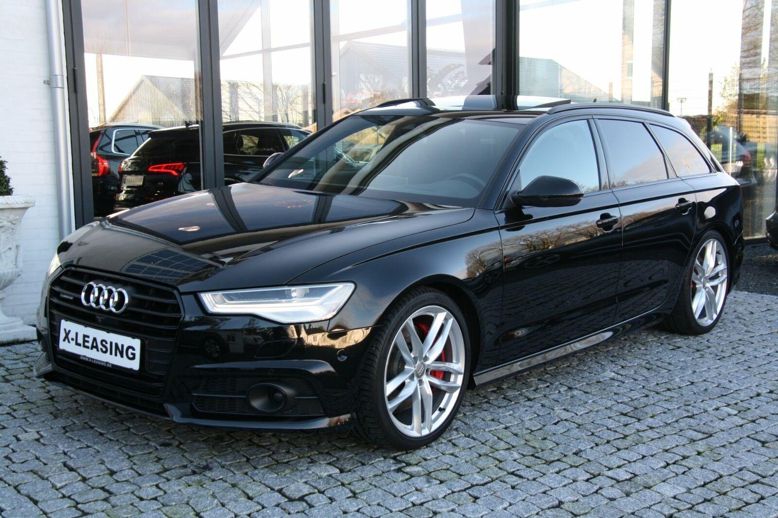 Audi A6 3,0 TDi 326 Avant quattro Tiptr. 5d - 4.635 kr.