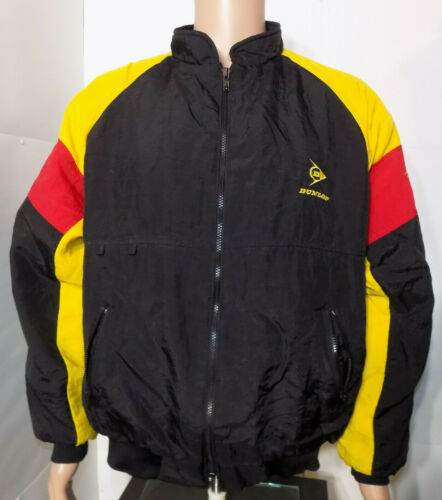 Vintage 80s 90s Tony Lama Dirt Motorsports Bomber Jacket Coat XL