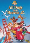 All Dogs Go To Heaven 02 (DVD, 2007)