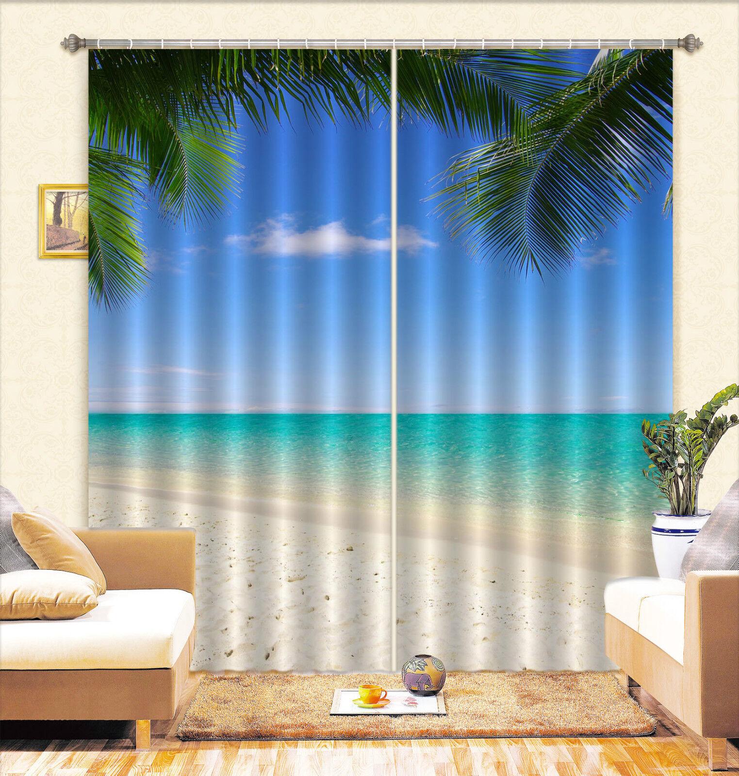 3d spiaggia sabbia 83 blocco foto sipario pressione sipario tende tessuto finestra de