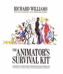 El-kit-de-supervivencia-del-animador-edicion-revisada-un-manual-de-metodos-principios