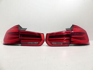 BMW-GENUINE-3-SERIES-F30-LCI-REAR-LIGHTS-TAIL-LIGHTS-COMPLETE-SET-OF-4