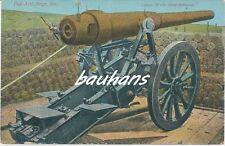 AK Lange 15 cm Ring-Kanone  1.WK  (d923)