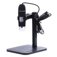 8led 1000x 10mp Usb Digital Microscope Endoscope Magnifier Camera Lift Standqi