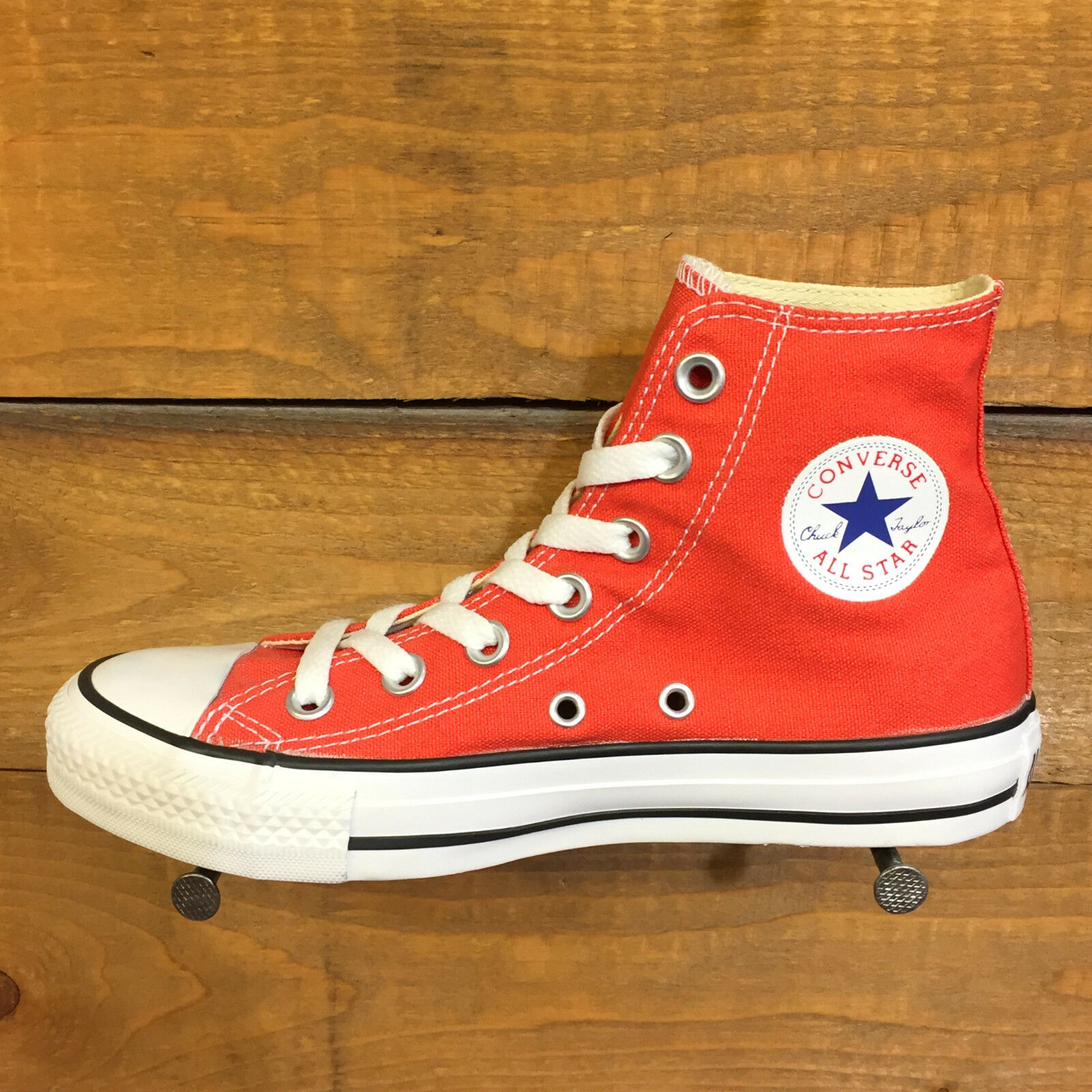 CONVERSE All Star Chucks Season Hi Schuhe Sneakers red clay 136815C
