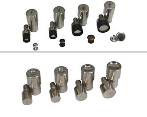 Raisonnable Istatools Hohlnietwerkzeug 6mm,7mm,9mm,12mm,presse-œillets,double Single Cap