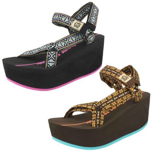Ladies Tiger Bear Republik Sandals /'Jelly Kitty/'
