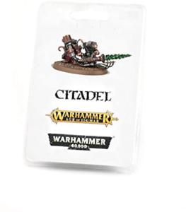 Warp-Grinder Skaven Pestilens Blister Warhammer 40K AOS NIB