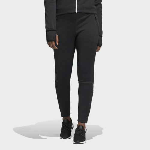 Adidas CW5746 Donna ATHLETICS W ZNE long pants nero