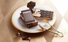Docomo Sharp x Q-pot SH-04D Sweet Lolita Logo Chocolate Bar Phone + Charger Lot
