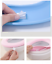 Details about  /O-type Waterproof And Easy-to-install EVA Toilet Seat Does Not Absorb Water po