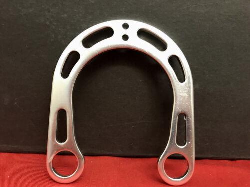 Kult Vintage MTB NOS brake BOOSTER in silver Alu oldschool NEW super look