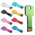 16/32/64/128GB Key USB 2.0 Flash Memory Stick Pen Drive Storage Thumb U Disk