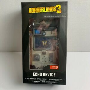 Borderlands 3 Echo Device Prop Replica By Chronicle Brand New Sale