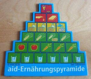 Kuehlschrank-Magnet-Ernaehrungspyramide-praktische-Ernaehrungshilfe-im-Alltag-NEU