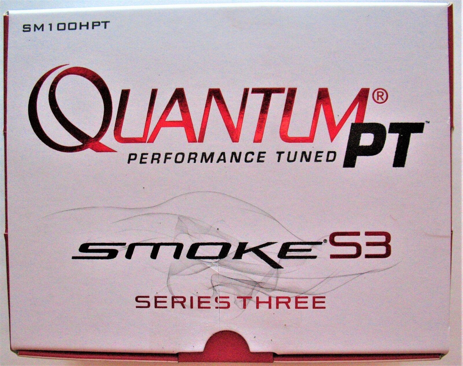 QUANTUM PT SM100HPT SMOKE S3 RIGHT HAND FREE  WARP SPEED   SHIPPING