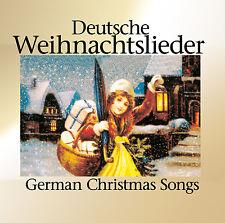 CD Tedesco Canti di natale / tedesco Christmas Canzoni