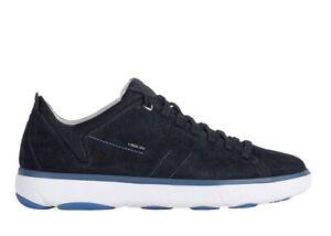 Scarpe-da-uomo-Geox-Nebula-U948FA-casual-sportive-basse-sneakers-estive