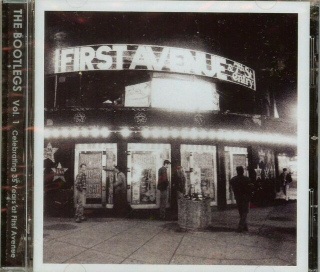 The Bootlegs Vol  1 Celebrating 35 Years at First Avenue Music CD