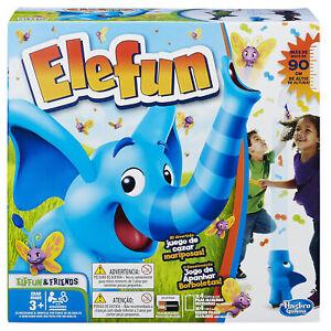 Elefun - Juego de mesa - Hasbro Gaming  - 3 AÑOS+