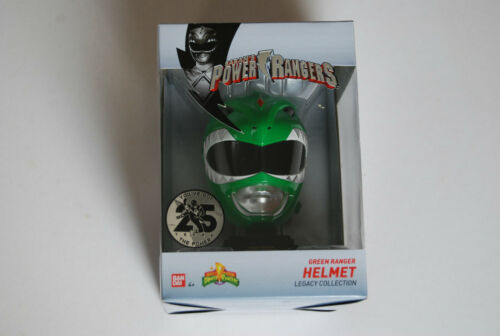 POWER RANGERS MIGHTY MORPHIN GREEN COLLECTION LEGACY 25 ANS