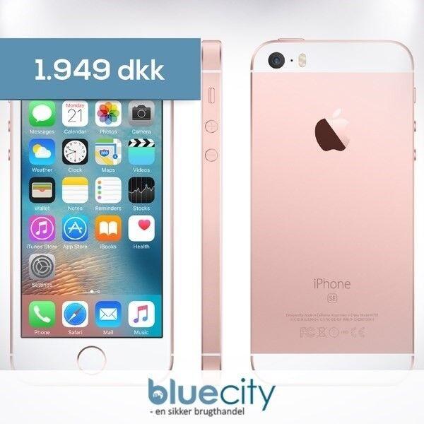iPhone SE, GB 64, hvid