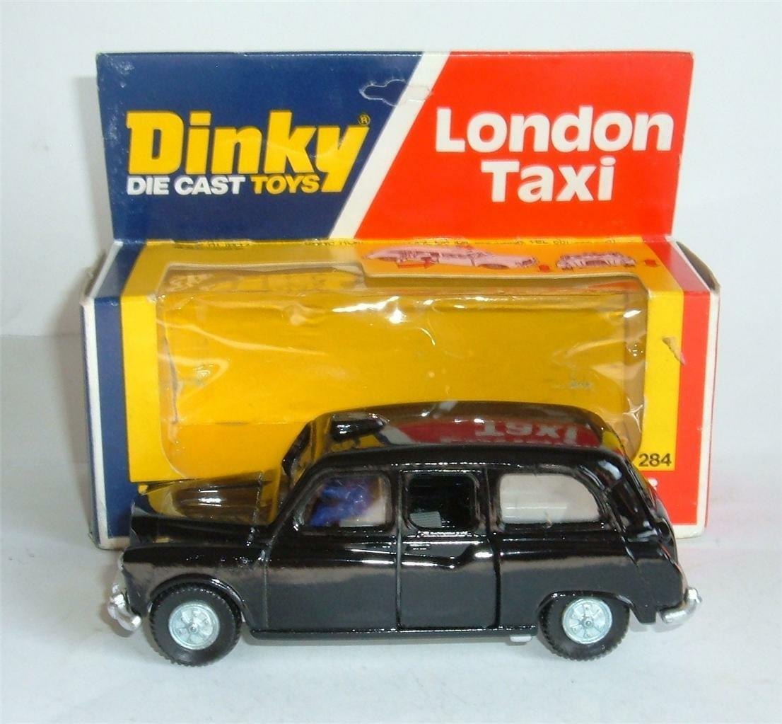 Dinky Toys No. 284, London Taxi, - Superb Mint