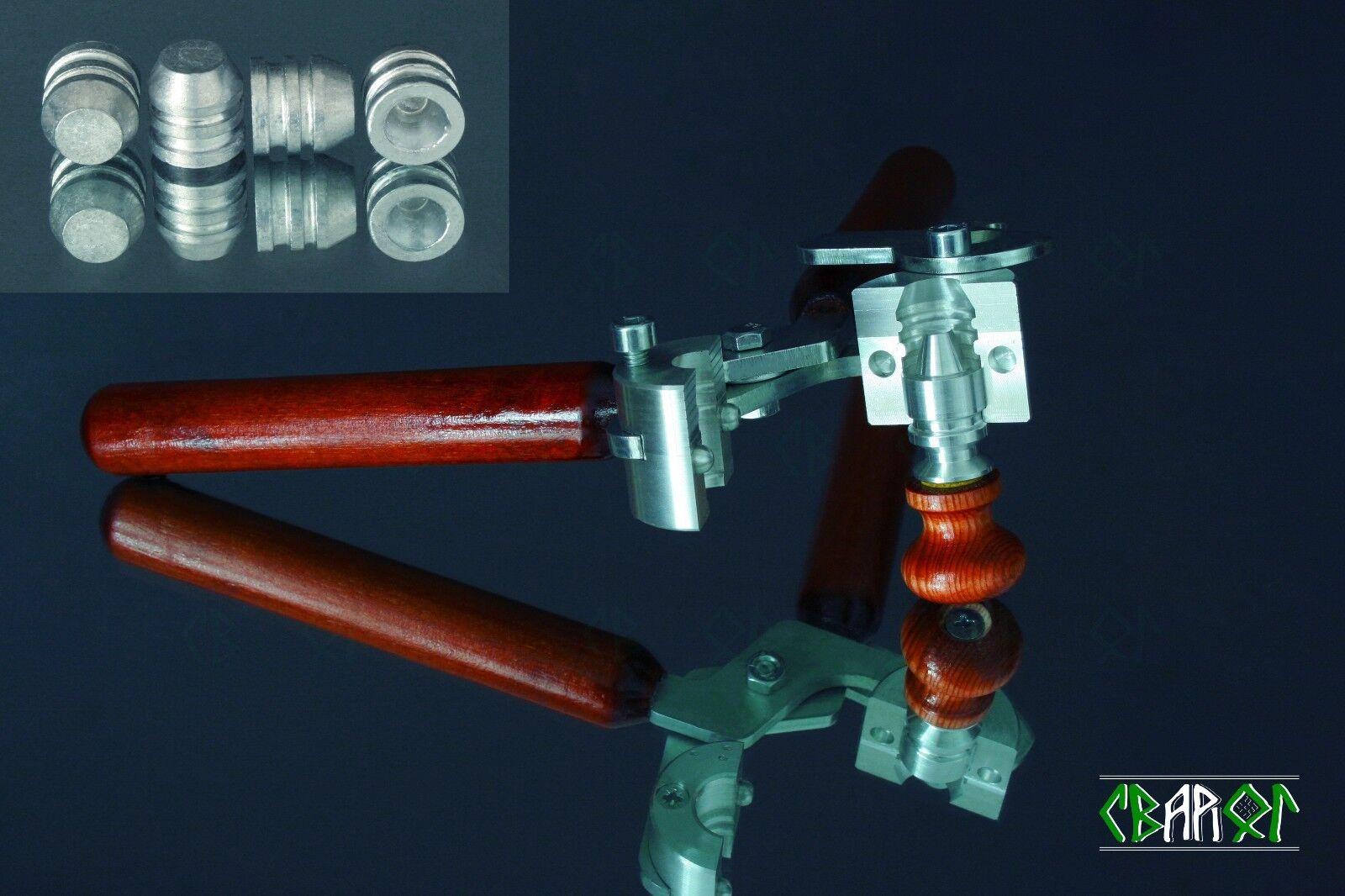 Molde De Bala slug (Molde) Svarog  paradoja  12 calibre .724   18.4mm Nuevo