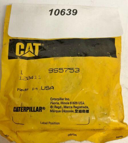 11126 Details about  /CAT 9S 5753 Caterpillar Terminal  #10639