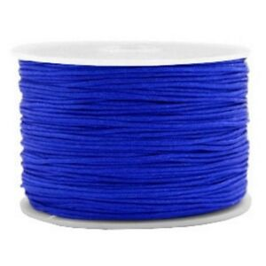 0-17-1m-Sadingo-Nylonschnur-Nylon-Band-Kordel-Armband-90-Meter-auf-Rolle
