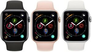 Apple-Watch-Series-4-40mm-44mm-GPS-Cellular-4g-LTE-Gold-Space-grau-silber-neuwertig