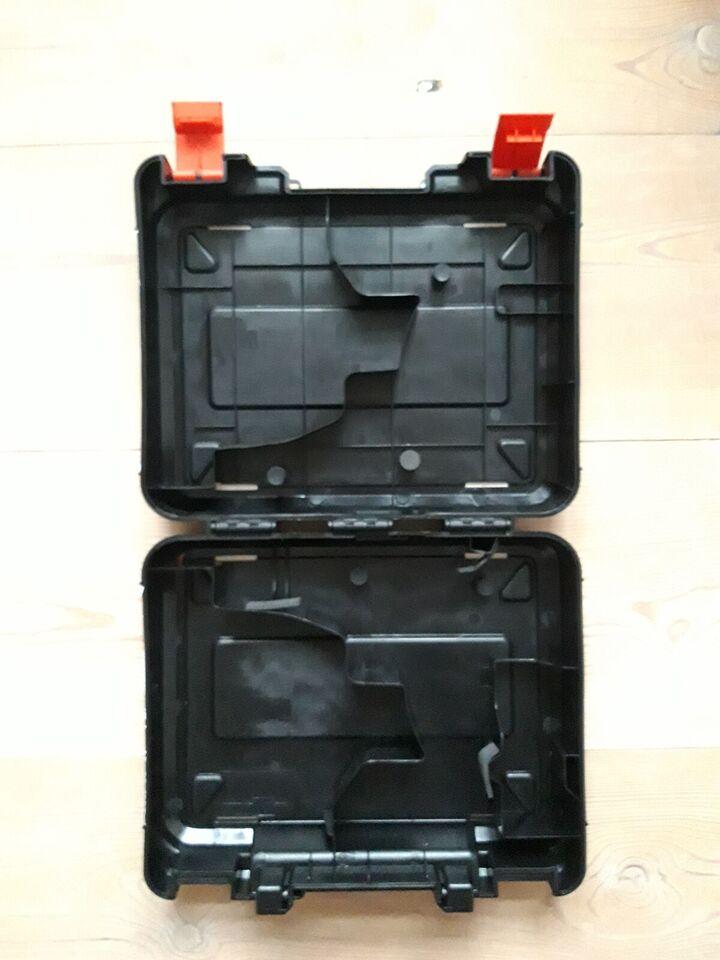Kuffert til boremaskine